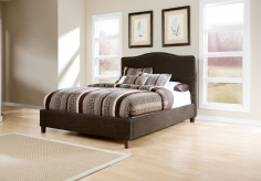 Ashley Kasidon Brown Queen Upholstered Bed Available Online in Dallas Fort Worth Texas