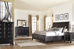 Ashley Greensburg 5pc Queen Sleigh Storage Bedroom Group Available Online in Dallas Fort Worth Texas