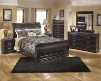 Ashley Esmarelda 5pc King Sleigh Bedroom Group Available Online in Dallas Fort Worth Texas