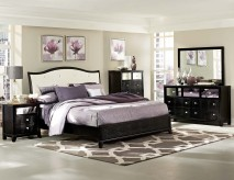 Jacqueline Queen 5pc Bedroom Group Available Online in Dallas Fort Worth Texas