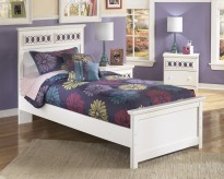 Ashley Zayley Twin Panel Bed Available Online in Dallas Fort Worth Texas