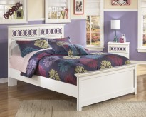 Ashley Zayley Full Panel Bed Available Online in Dallas Fort Worth Texas