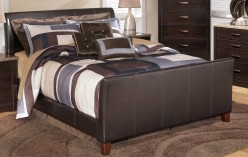 Ashley Stanwick Queen Upholstered Bed Available Online in Dallas Fort Worth Texas