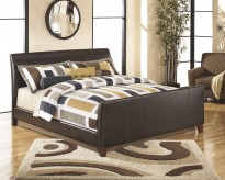 Ashley Stanwick King Upholstered Bed Available Online in Dallas Fort Worth Texas