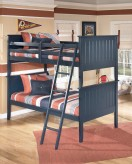 Leo Twin/Twin Panel Bunk Bed Available Online in Dallas Fort Worth Texas