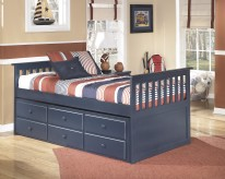 Ashley Leo Twin Trundle Bed Available Online in Dallas Fort Worth Texas