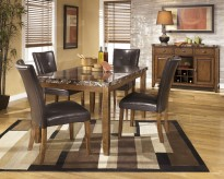 Ashley Lacey 5pc Rectangular Dining Room Set Available Online in Dallas Fort Worth Texas