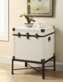 Coaster Trunk Style Accent Cabinet Available Online in Dallas Fort Worth Texas