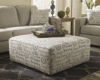 Alenya Oversized Accent Ottoman Available Online in Dallas Fort Worth Texas