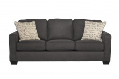 Ashley Alenya Charcoal Sofa Available Online in Dallas Fort Worth Texas