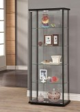 Coaster Contempo Large Curio Available Online in Dallas Fort Worth Texas