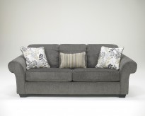 Ashley Makonnen Charcoal Sofa Available Online in Dallas Fort Worth Texas