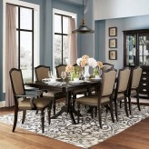 Homelegance Marston 9pc Rectangular Dining Room Set Available Online in Dallas Fort Worth Texas