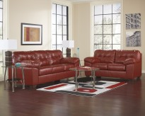 Alliston DuraBlend 2pc Sofa & Loveseat Set Available Online in Dallas Fort Worth Texas