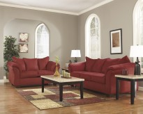 Darcy Salsa Sofa & Loveseat Set Available Online in Dallas Fort Worth Texas