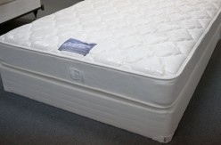Orthopedic Plush Twin Mattress & Box Set Available Online in Dallas Fort Worth Texas