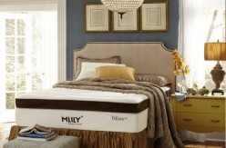 Mlily Bliss Gel Queen Mattress Available Online in Dallas Fort Worth Texas