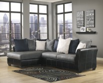 Masoli Cobblestone Left Chaise 2pc Sectional Available Online in Dallas Fort Worth Texas