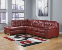 Alliston DuraBlend 2pc Sectional Left Side Chaise Available Online in Dallas Fort Worth Texas