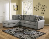 Ashley Zella 2pc Sectional Left... Available Online in Dallas Fort Worth Texas