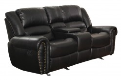 Center Hill Black Glider Loveseat Available Online in Dallas Fort Worth Texas