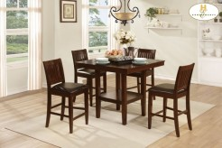 Homelegance Galena 5pc Counter Height Dining Room Set Available Online in Dallas Fort Worth Texas