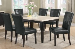 Coaster Anisa 7pc Dining Room Set Available Online in Dallas Fort Worth Texas