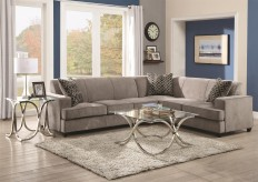 Coaster Tess Sleeper Sectional Available Online in Dallas Fort Worth Texas
