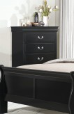 Mayville Black Chest Available Online in Dallas Fort Worth Texas
