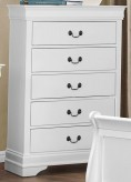Mayville White Chest Available Online in Dallas Fort Worth Texas