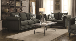 Coaster Emerson Sofa & Loveseat Set Available Online in Dallas Fort Worth Texas
