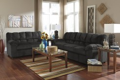 Ashley Julson Ebony Sofa & Loveseat Set Available Online in Dallas Fort Worth Texas