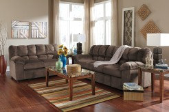Ashley Julson Cocoa Sofa & Loveseat Set Available Online in Dallas Fort Worth Texas