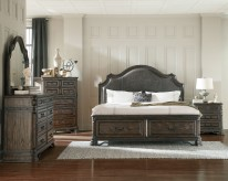 Coaster Carlsbad King 5pc Platform Bedroom Group Available Online in Dallas Fort Worth Texas