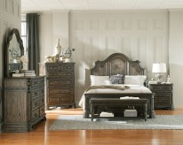 Coaster Carlsbad Queen 5pc Panel Bedroom Group Available Online in Dallas Fort Worth Texas