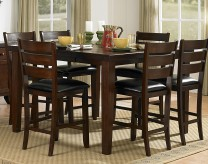 Ameillia 5pc Counter Height Dining Room Set Available Online in Dallas Texas