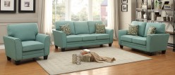 Adair Teal 2pc Living Room Set Available Online in Dallas Fort Worth Texas