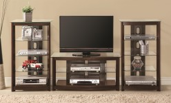 Coaster Perez 3pc Wall Unit Available Online in Dallas Fort Worth Texas