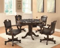 Coaster Turk 5pc 3 in 1 Game Room Set Available Online in Dallas Fort Worth Texas