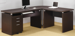 Skylar L-Shape Desk Available Online in Dallas Fort Worth Texas