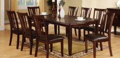 FOA Furniture Of America Edgewood 7pc Dining Room Set Available Online in Dallas Fort Worth Texas