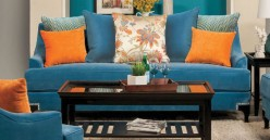 FOA Furniture Of America Vincenzo Sofa Available Online in Dallas Fort Worth Texas