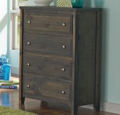 Coaster Wrangle Gun Smoke 4 Drawer Chest Available Online in Dallas Fort Worth Texas