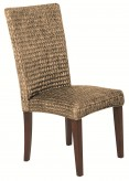 Westbrook Banana Leaf Natural Side Chair Available Online in Dallas Fort Worth Texas