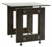 Coaster Knottley Brown End Table Available Online in Dallas Fort Worth Texas