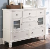 Prentice White Dresser Available Online in Dallas Fort Worth Texas