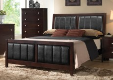 Carlton Queen Bed Available Online in Dallas Fort Worth Texas