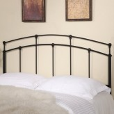 Elegantly Black Full & Queen Headboard Available Online in Dallas Fort Worth Texas