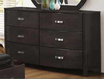 Homelegance Lyric Brown Dresser Available Online in Dallas Fort Worth Texas