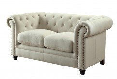 Roy Oatmeal Loveseat Available Online in Dallas Fort Worth Texas